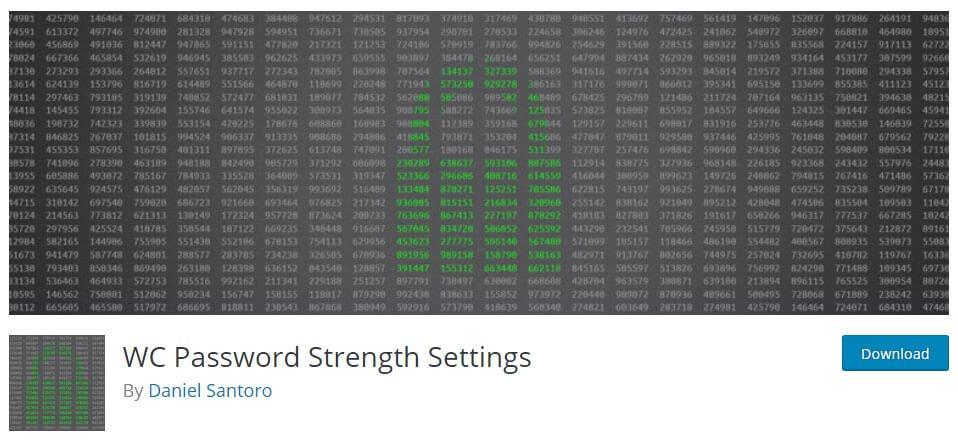 WooCommerce: cómo cambiar la fortaleza del password