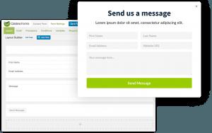 Caldera Forms - Formulario de Contacto para WordPress