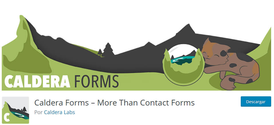 Caldera Forms vs Contact Form 7