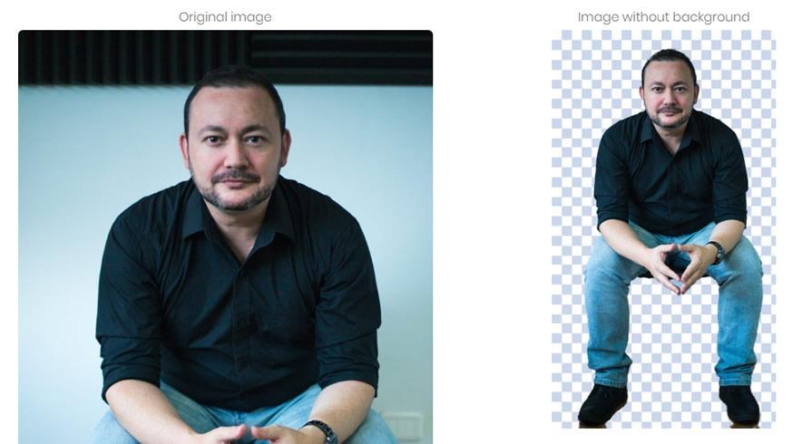 Quitar fondo a una imagen con Remove.bg