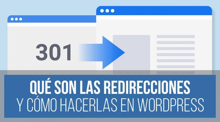 Redirecciones en WordPress