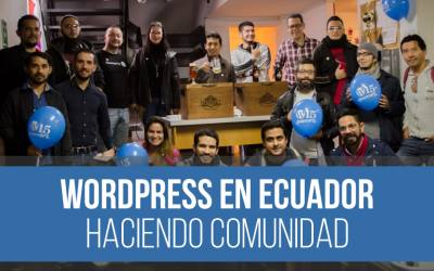 WordPress en Ecuador